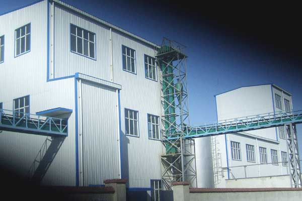 河南华瑞粮油有限公司400T花生油生产线