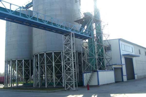 吉林丰瑞农业开发有限公司150T葵花籽生产线